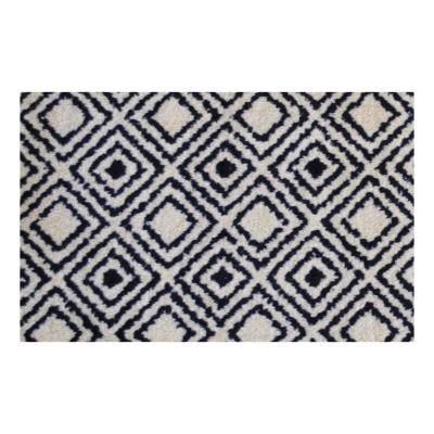 In-Home Washable/Non-Slip Harpe 2 ft. 3 in. x 1 ft. 5 in. Area Rug & Mat
