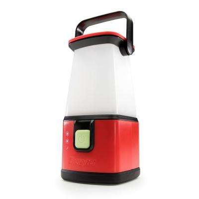 Weatheready Safety Light, 650 Hour Run Time, 500 Lumens Emergency LED AA Lantern