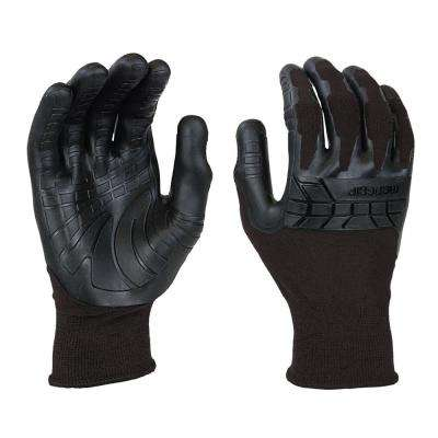 Pro Palm Plus X-Large Black Glove