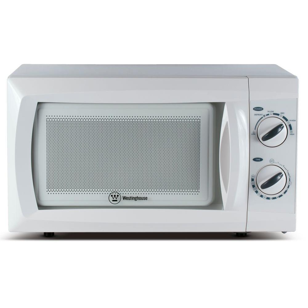 Built In Microwave Oven White Wcm660w The Home Depot
