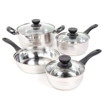 Alvordton 7-Piece Cookware Set