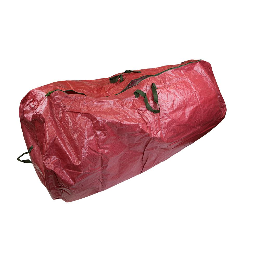 HOME Basics Red Artificial Tree Storage Bag