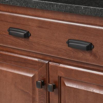 Grayson 2-1/2 in. Center-to-Center Oil Rubbed Bronze Cup Pull