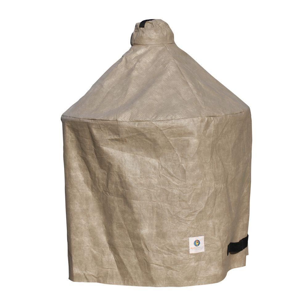 Duck Covers Elite Large Egg Grill Cover, Brown
