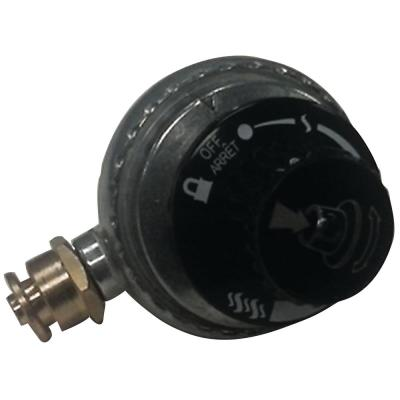 Twist Lock Regulator Replacement Part for Profile 216 Stow N Go 610 and Elite 216 Grills