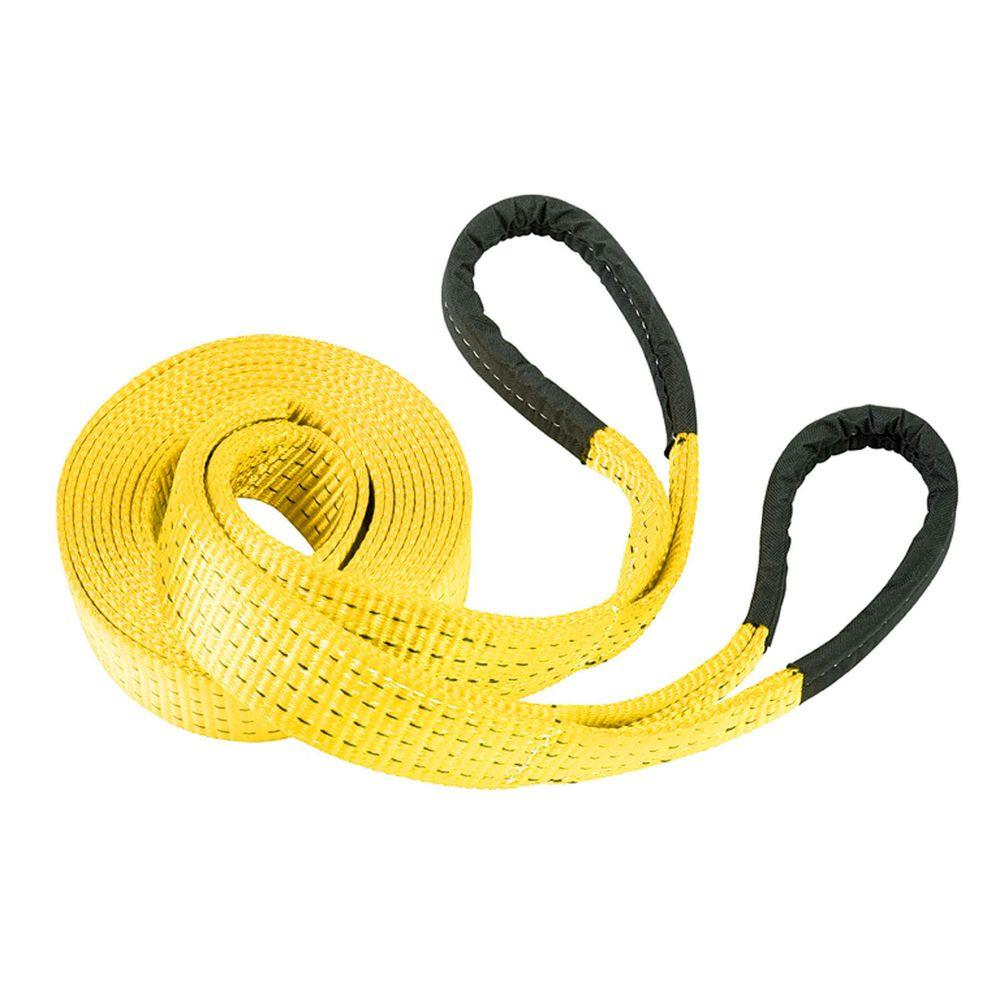 Raider 4 in. x 30 ft. Deluxe Recovery Tow Strap