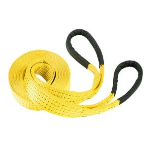 4 in. x 30 ft. Deluxe Recovery Tow Strap