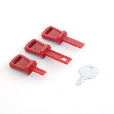 Universal Snow Blower Key Set (4-Piece)
