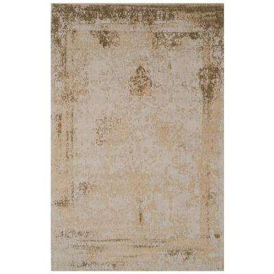 Classic Vintage Sand 5 ft. x 8 ft. Area Rug