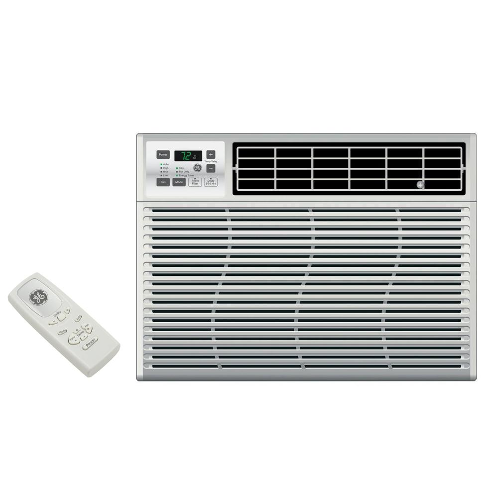 ENERGY STAR 18,000 BTU 230-Volt Electronic Room Window Air Conditioner