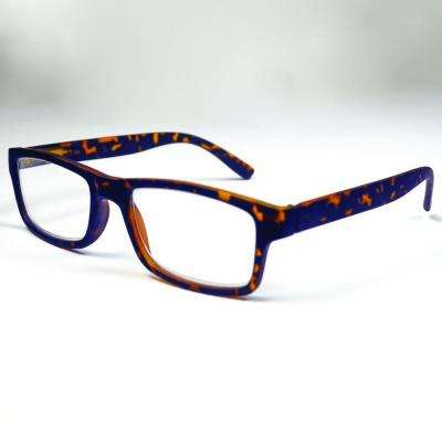 Reading Glasses Retro Tortoise 2.5 Magnification