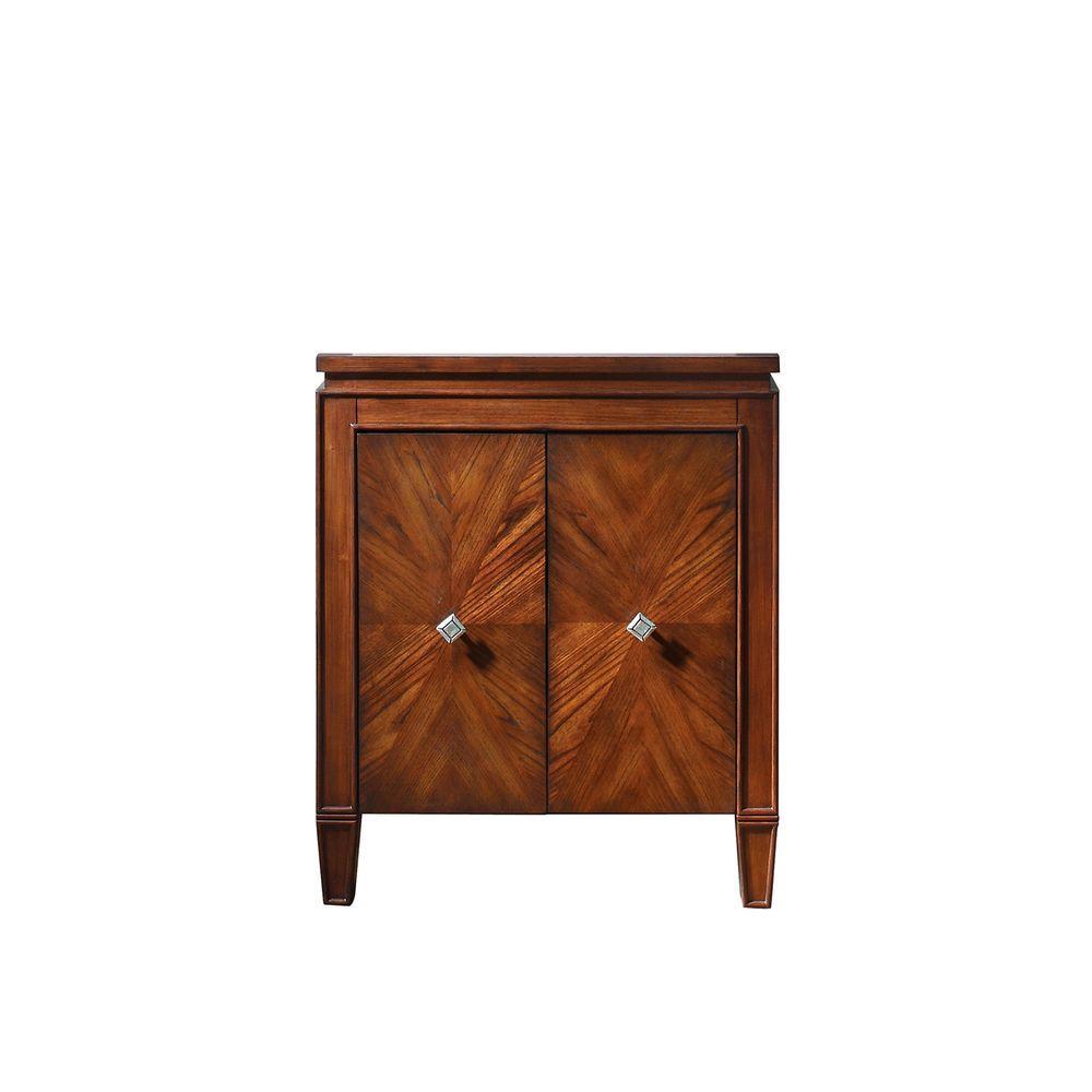 Avanity Brentwood 25 In. W X 21 In. D Vanity Cabinet Only In New