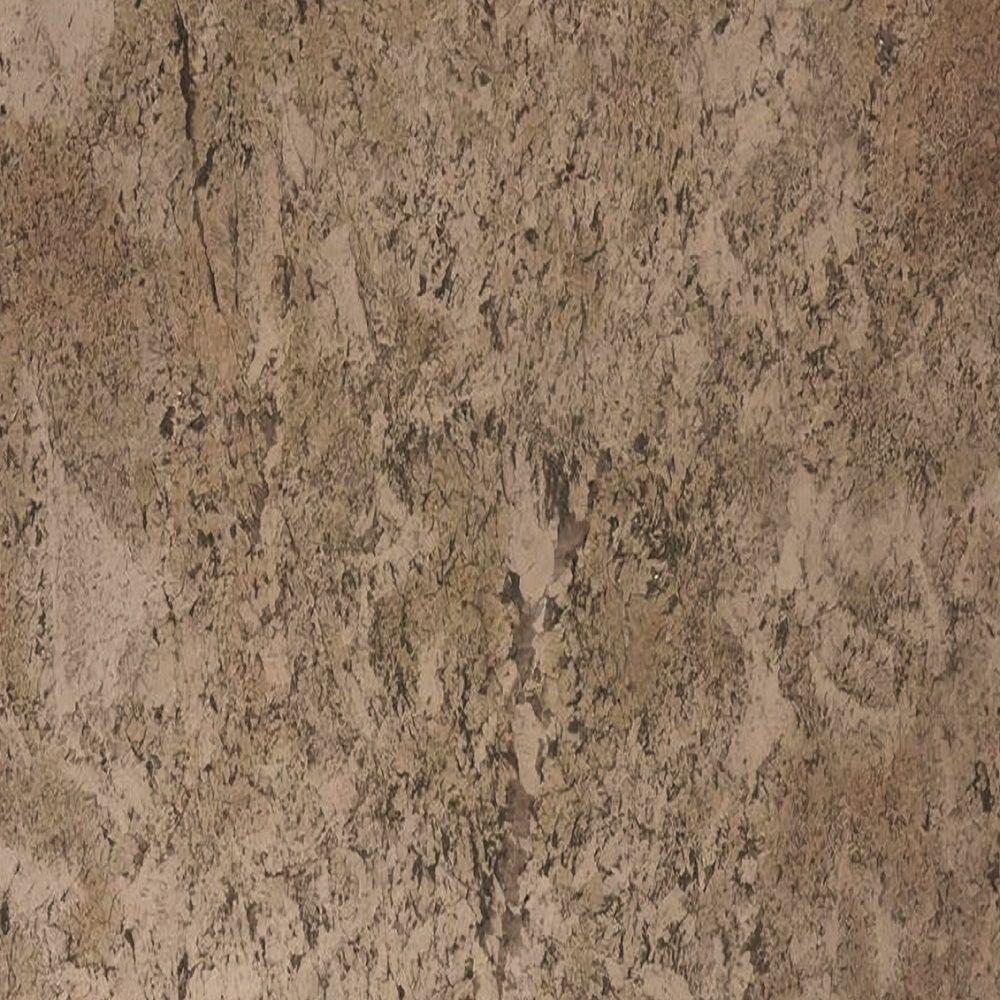 3 in. x 3 in. Granite Countertop Sample in Exodus White