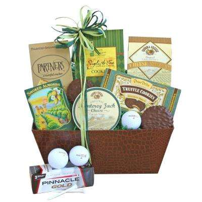 Just Fore Him Gift Basket