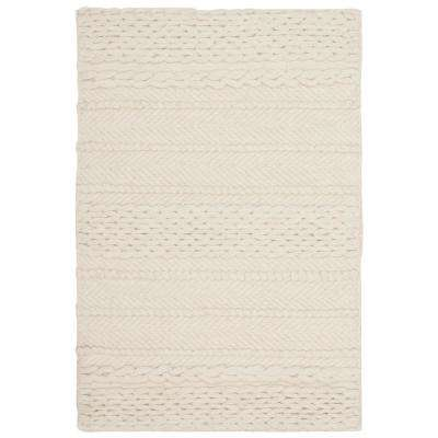 Natura Natural 2 Ft X 3 Area Rug