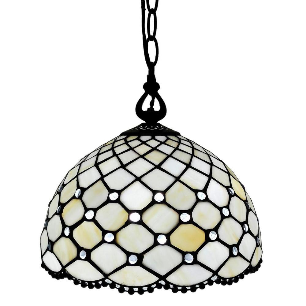 Light Tiffany Style Hanging Pendant
