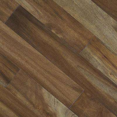 Driftwood Acacia 3/8 in. T x 5 in. W x Varying Length Click Lock Exotic Engineered Hardwood Flooring (26.25 sq.ft./case)