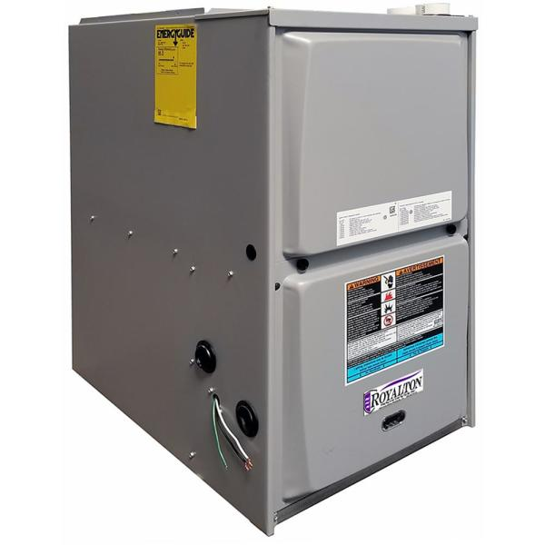 110,000 BTU 96% 2-Stage Variable Speed Downflow Gas Furnace