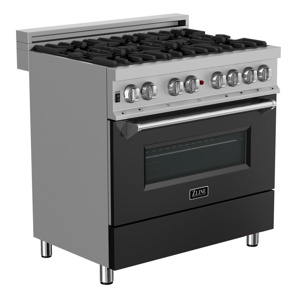 Zline Kitchen And Bath 36 In Professional 4 6 Cu Ft