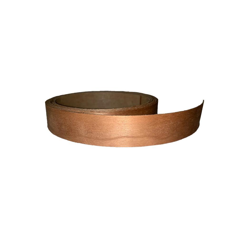 "Cherry wood veneer edgebanding 15//16/"" x 120/"" preglued hot melt adhesive .9375/"""