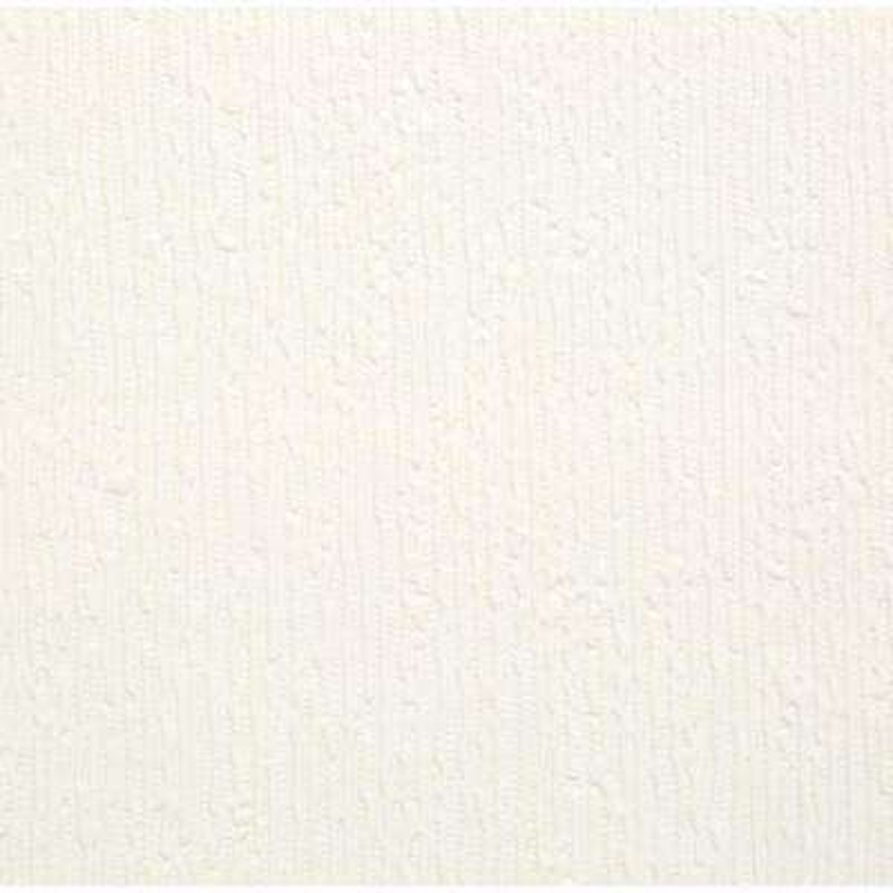 Stria Paintable White Wallpaper