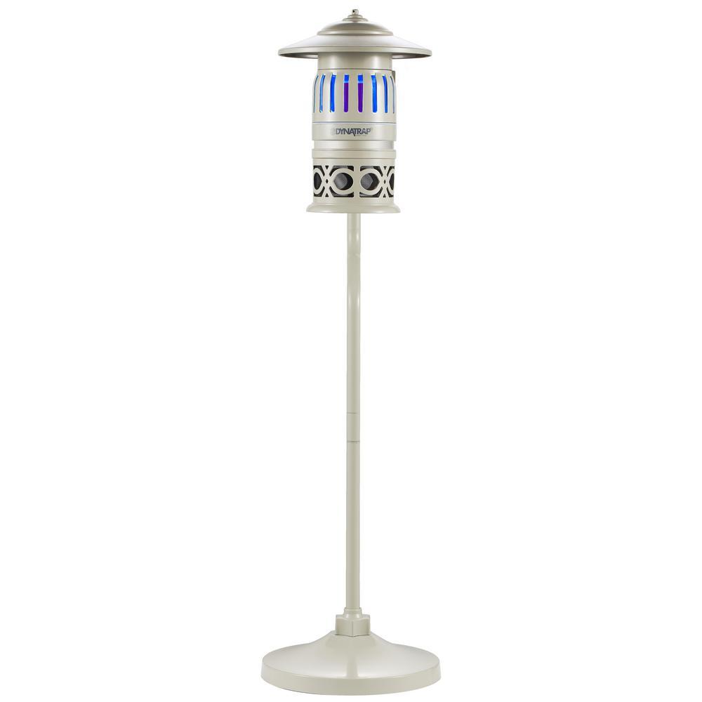 Dynatrap Insect and Mosquito Trap-1/2 Acre Pole Mount Twist to Close-Sonata