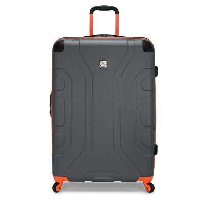 Sky High 29 in. Grey Expandable Hardside Spinner