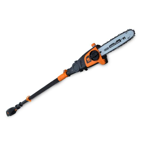 10 in. 40-Volt MAX Lithium-Ion Cordless and Brushless Pole Saw (Tool-Only)