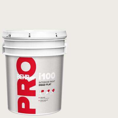 5 gal. i100 Toned-Base Dead Flat Interior Paint