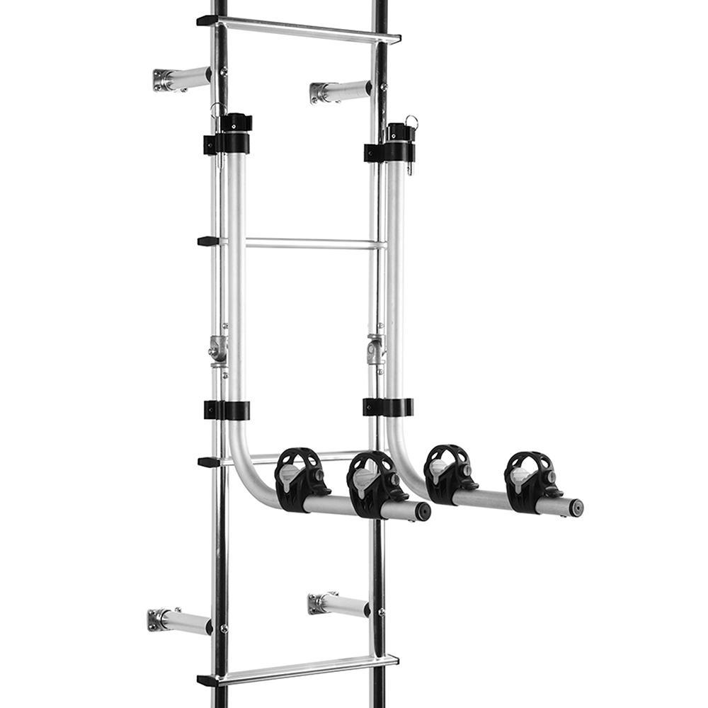 Bike Rack for Universal Outdoor RV Ladder