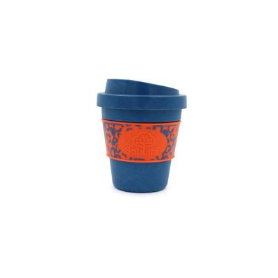 Aroma Navy Bamboo 12 oz. Cup (2-Pack)