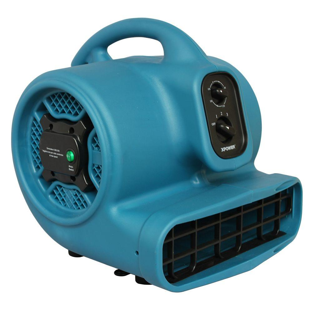 Blower Fans Home : Ridgid cfm air mover am the home depot