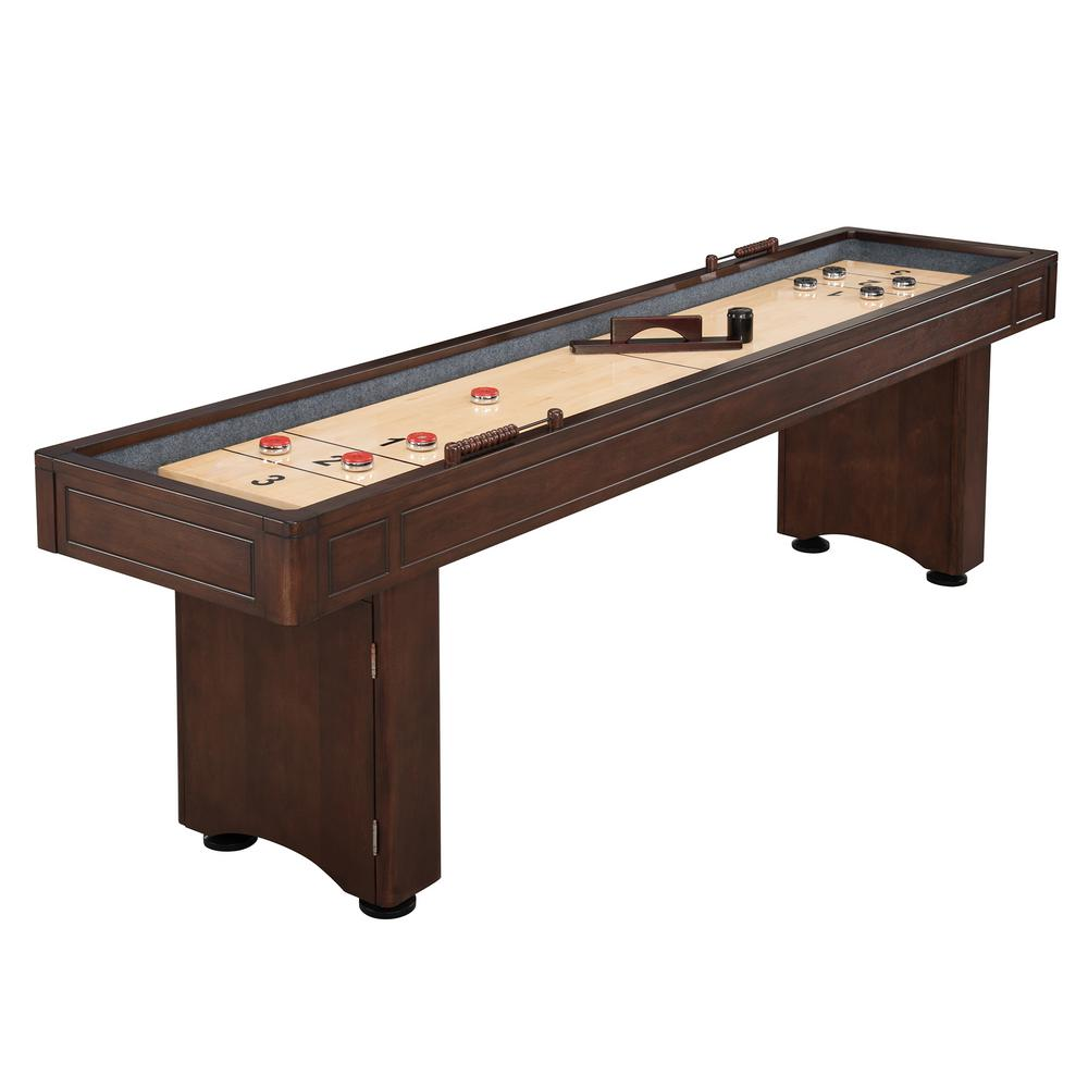 Austin 9 ft. Shuffleboard Table