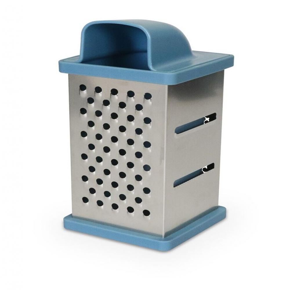 4-Sided Grater in Blue