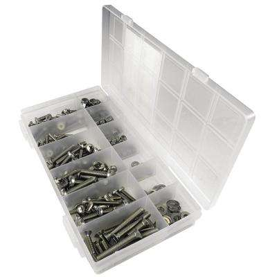 Metric Machine Screw Kit (240-Piece)