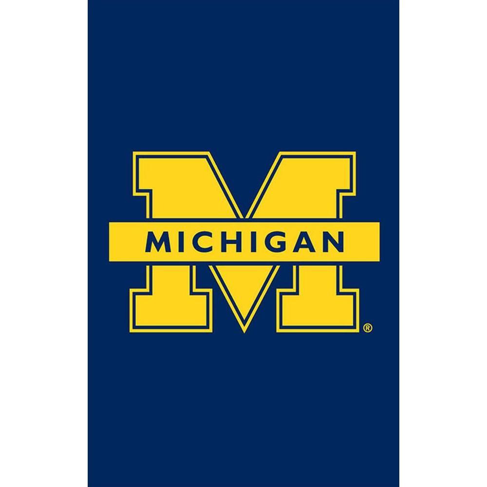 Amazing Evergreen Enterprises 12.5 In. X 18 In. University Of Michigan Garden Flag