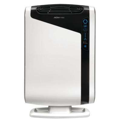 AeraMax DX95 True HEPA Large Room Air Purifier 600 sq. ft. for Allergies, Asthma and Odor