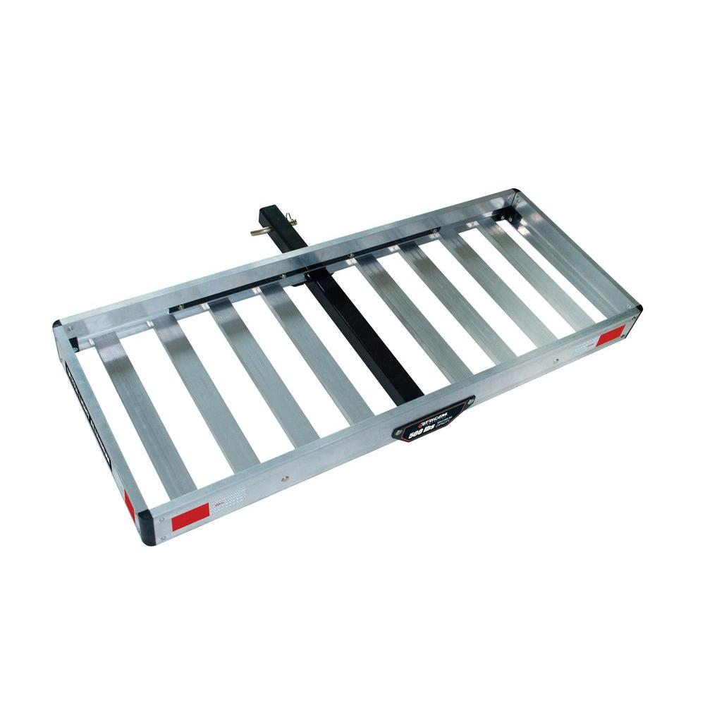 Tricam Aluminum Cargo Carrier Acc 1 The Home Depot