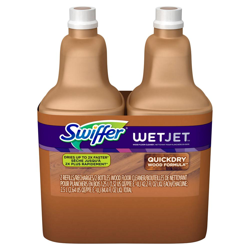 Swiffer WetJet 42.2 oz. Multi-Purpose
