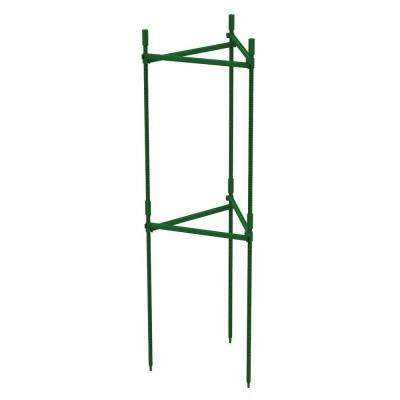 12.25 in. W x 36 in. H Resin 3-Legged CropProp Support System
