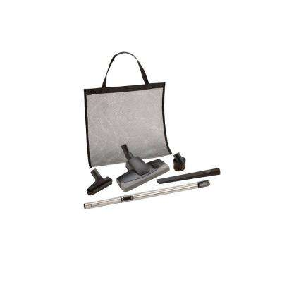 Carpet and Bare Floor Central Vacuum System Attachment Set
