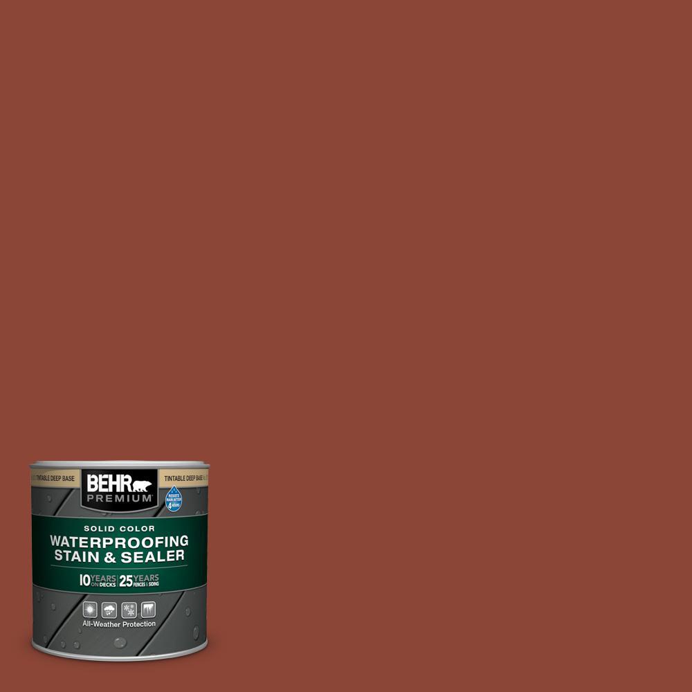 8 Oz Sc 330 Redwood Solid Color