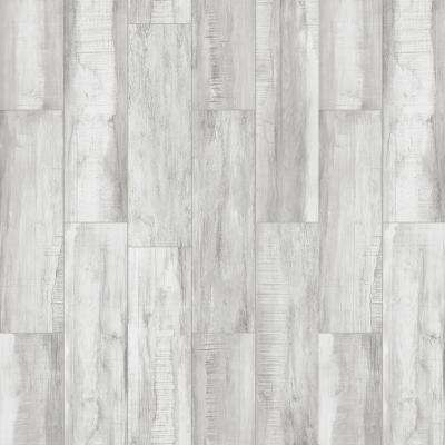 Borghetto Grigio 7 in. x 24.5 in. Porcelain Floor and Wall Tile (14.74 sq. ft. / case)