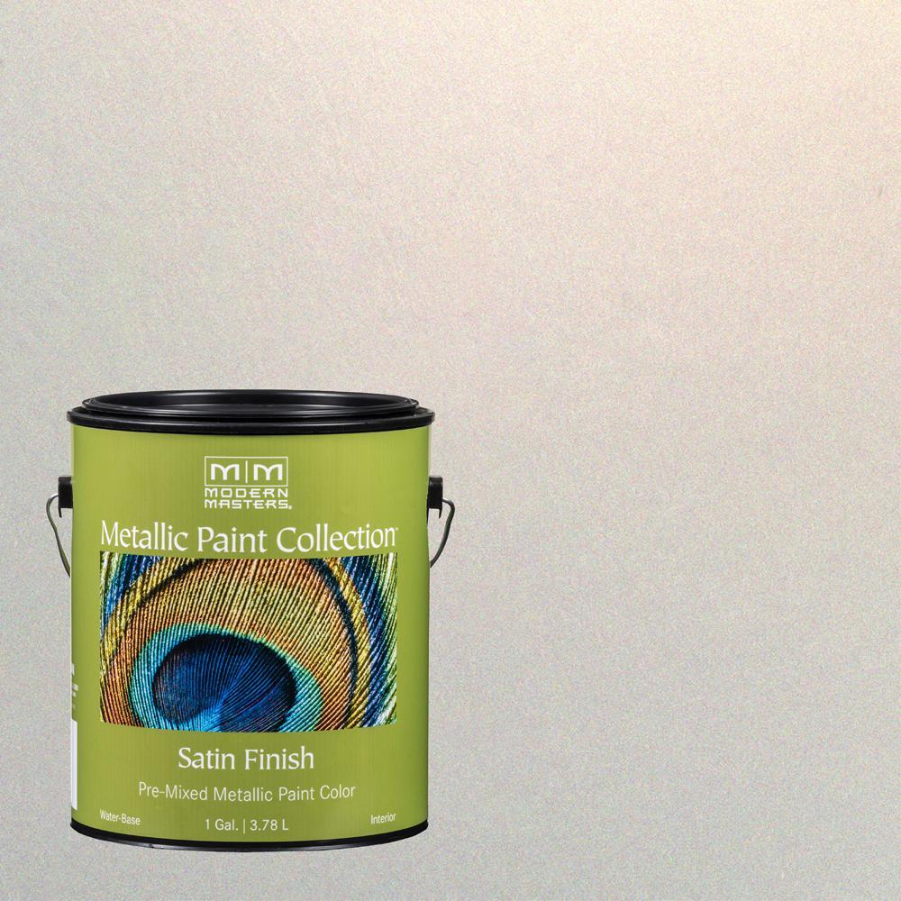1 gal. Flash Copper Water-Based Sheer Metallic Interior Paint