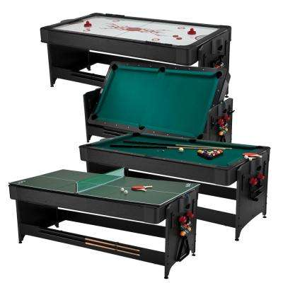 Pockey 7 ft. 3-in-1 Game Table