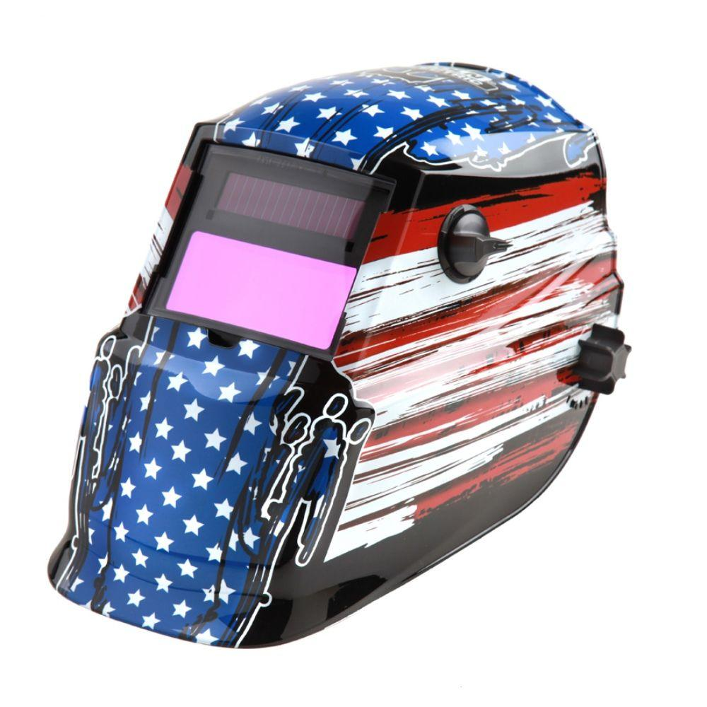 Lincoln Electric Flag 600S 3-13/16 in. x 1-23/32 in. Variable Shade Welding Helmet
