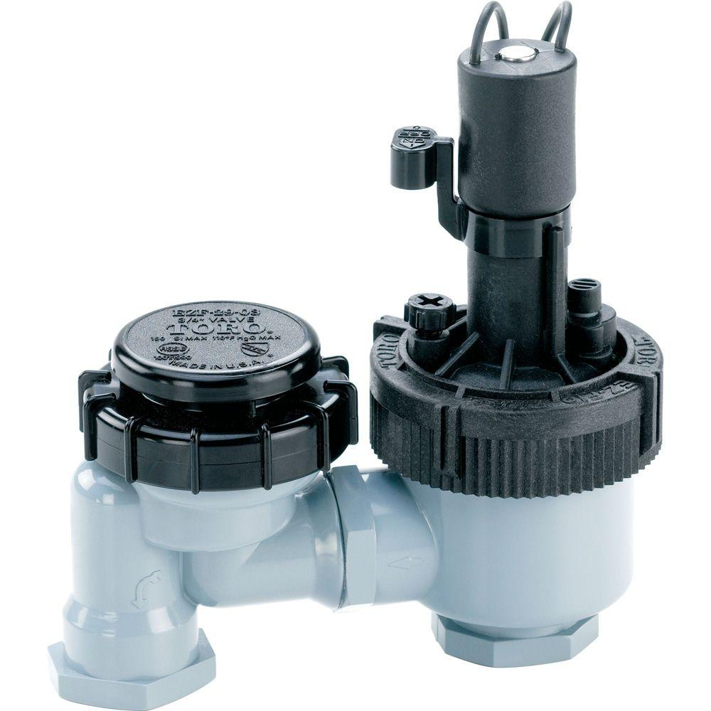 Toro 3/4 in. Anti-Siphon Jar Top Valve