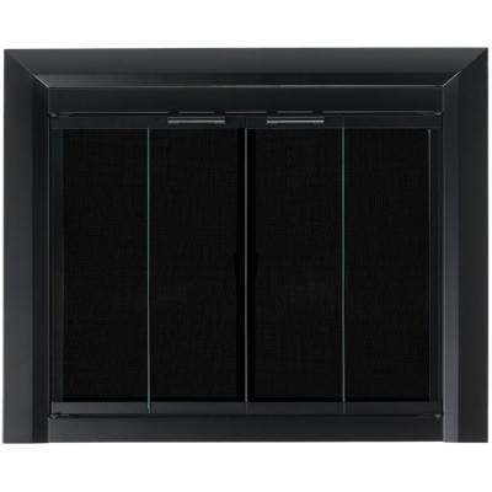 Clairmont Large Glass Fireplace Doors