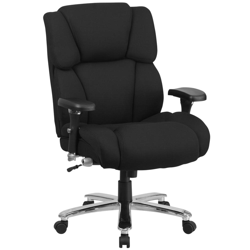 Flash Furniture Black Fabric Office/Desk Chair-GO2149