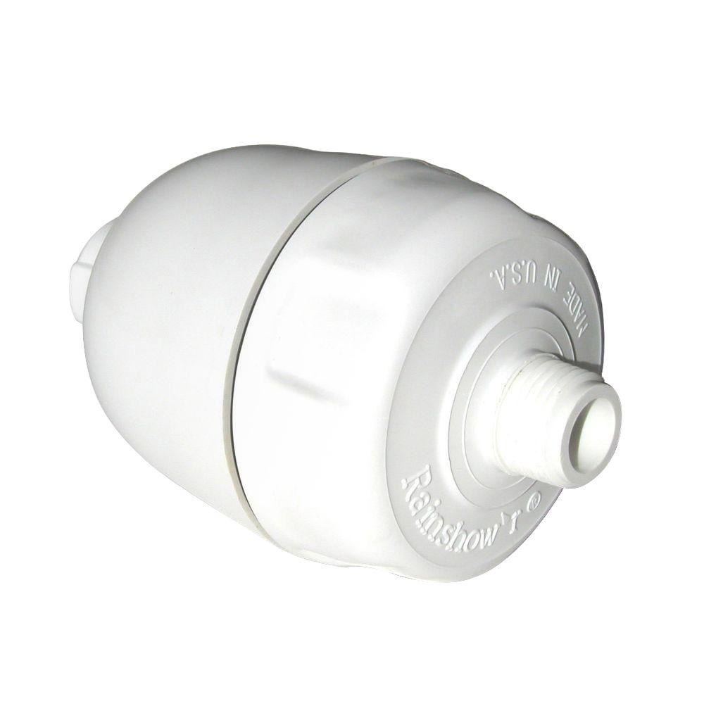 CQ-1000-NH Chlorine Reducing Shower Filter System (No Showerhead)